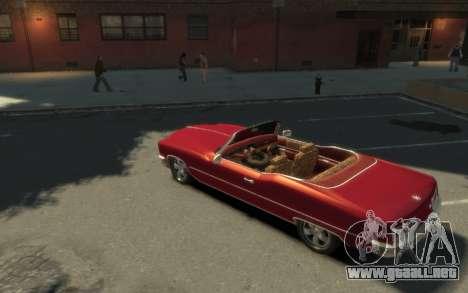 GTA 3 Yardie Lobo HD para GTA 4 visión correcta