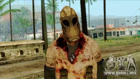 Order Soldier Alex Shepherd Skin para GTA San Andreas tercera pantalla