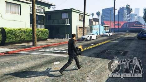 GTA 5 Terminator tercera captura de pantalla