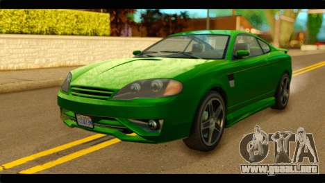 GTA 5 Bollokan Prairie IVF para GTA San Andreas