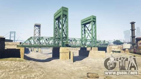 No Water para GTA 5