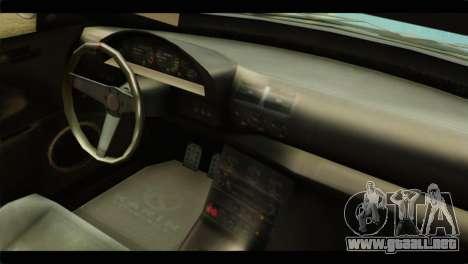 GTA 5 Ubermacht Zion XS IVF para la visión correcta GTA San Andreas