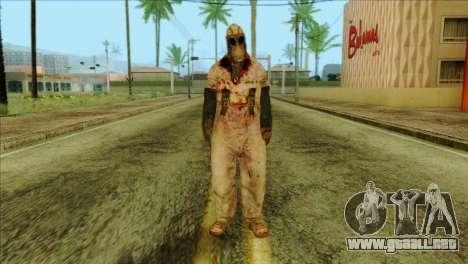 Order Soldier Alex Shepherd Skin para GTA San Andreas