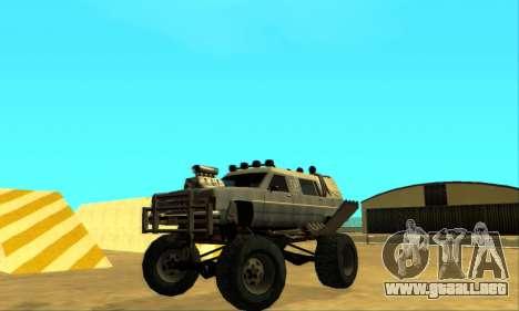 Hellish Extreme CripVoz RomeRo 2015 para la vista superior GTA San Andreas