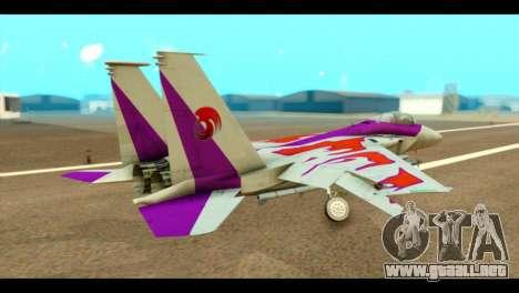 F-15C Air Combat para GTA San Andreas left