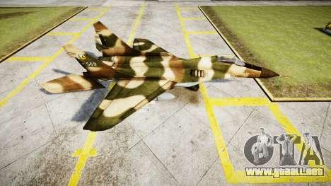 El MiG-29 para GTA 4 left