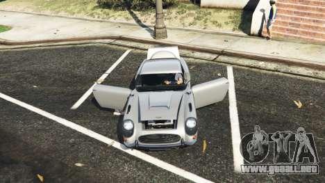 GTA 5 Conducción realista v1.2 tercera captura de pantalla