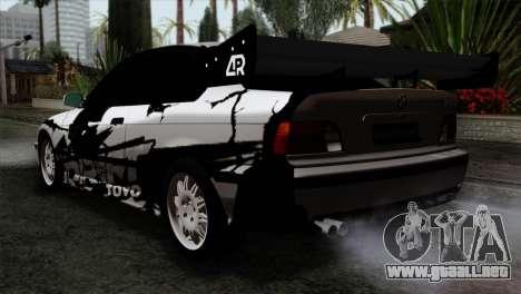 BMW M3 E36 Drift Editon para GTA San Andreas left