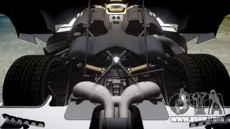 Koenigsegg Agera 2013 Police [EPM] v1.1 PJ4 para GTA 4 vista lateral