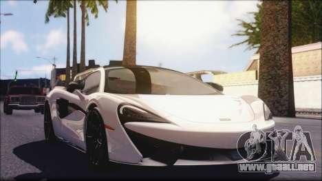 SweetGraphic ENBSeries Settings para GTA San Andreas novena de pantalla