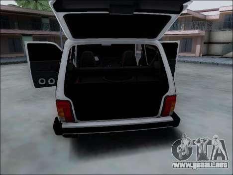 Lada Niva para el motor de GTA San Andreas
