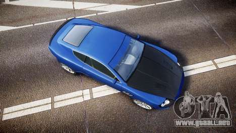 GTA V Ocelot F620 R para GTA 4 visión correcta