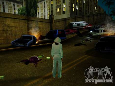 ENB Real Monsters para GTA San Andreas séptima pantalla