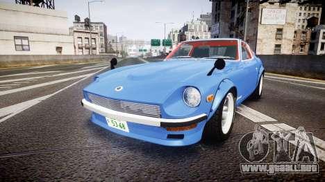 Nissan Fairlady Devil Z para GTA 4