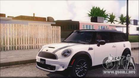 SweetGraphic ENBSeries Settings para GTA San Andreas quinta pantalla