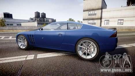 GTA V Ocelot F620 R para GTA 4 left