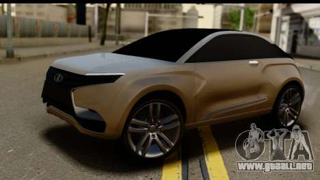 Lada XRay Concept v0.8 para GTA San Andreas
