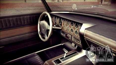 GTA 5 Dewbauchee JB 700 para la visión correcta GTA San Andreas