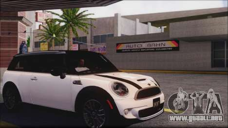 SweetGraphic ENBSeries Settings para GTA San Andreas octavo de pantalla