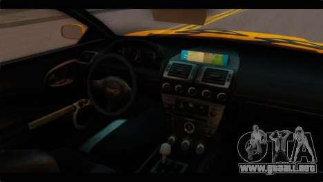 GTA 5 Dewbauchee Super GT para la visión correcta GTA San Andreas