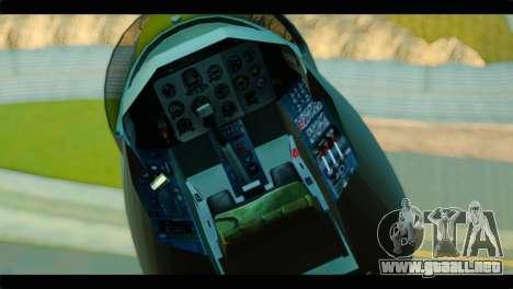 GTA 5 Besra para la visión correcta GTA San Andreas