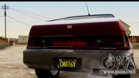 GTA 5 Dinka Blista Compact para la visión correcta GTA San Andreas
