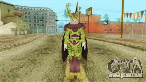 Dragon Ball Xenoverse Cell Perfect para GTA San Andreas