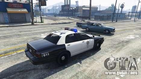 GTA 5 Vigilante v0.1 cuarto captura de pantalla