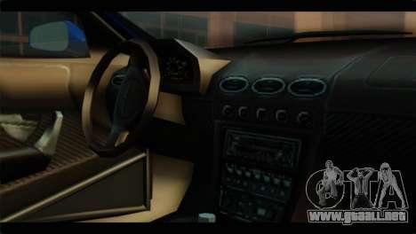MP3 Dewbauchee XSL650R IVF para la visión correcta GTA San Andreas