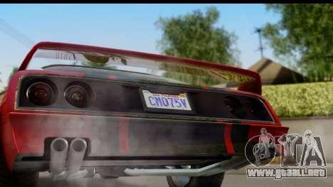 GTA 5 Imponte Phoenix para la visión correcta GTA San Andreas