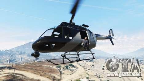 De taxi aéreo para GTA 5
