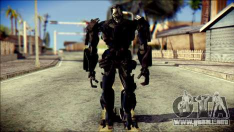 Lockdown Skin from Transformers para GTA San Andreas