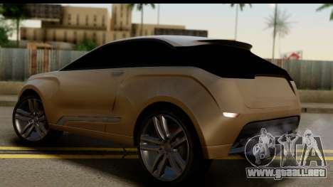 Lada XRay Concept v0.8 para GTA San Andreas left