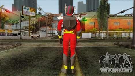 Bima Satria Garuda para GTA San Andreas segunda pantalla