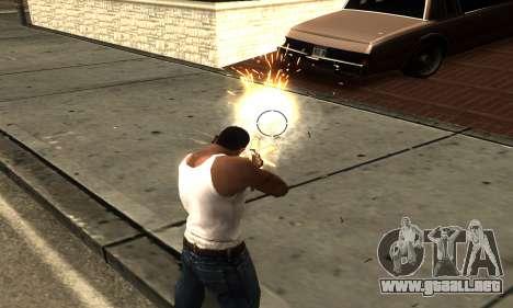 ENB Double Effect para GTA San Andreas tercera pantalla