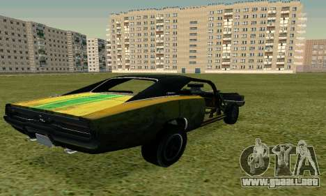 Dodge Charger RT HL2 EP2 para GTA San Andreas left