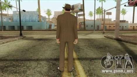 GTA 5 Online Skin 2 para GTA San Andreas segunda pantalla
