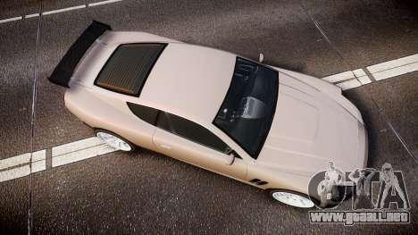 Dewbauchee Super GTO 77 para GTA 4 visión correcta