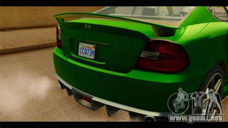 GTA 5 Bollokan Prairie IVF para la visión correcta GTA San Andreas