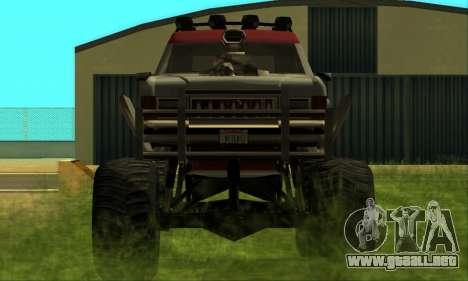 Hellish Extreme CripVoz RomeRo 2015 para visión interna GTA San Andreas