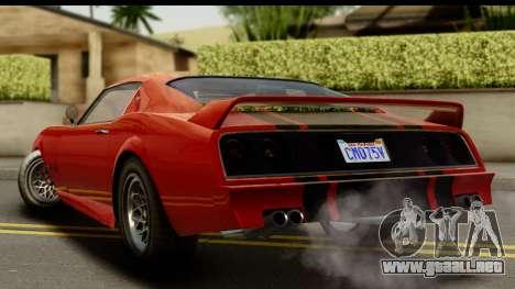 GTA 5 Imponte Phoenix para GTA San Andreas left