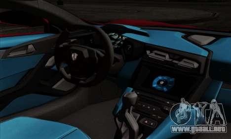 Lykan Hypersport 2014 Livery Pack 1 para la visión correcta GTA San Andreas