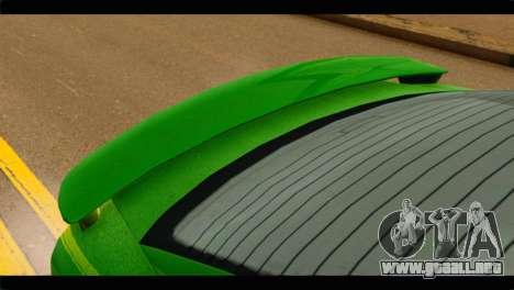 GTA 5 Bollokan Prairie IVF para GTA San Andreas vista hacia atrás