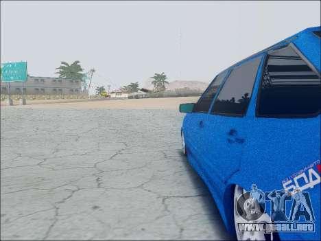 2114 para vista lateral GTA San Andreas