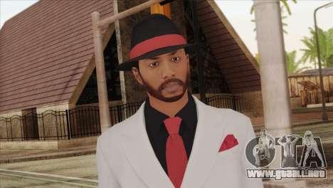 GTA 5 Online Skin 1 para GTA San Andreas tercera pantalla
