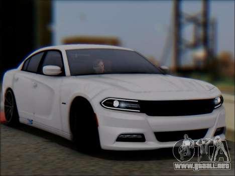 iniENB para GTA San Andreas sucesivamente de pantalla