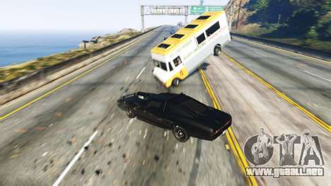 Duke O Death para GTA 5