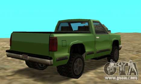 PS2 Yosemite para GTA San Andreas left