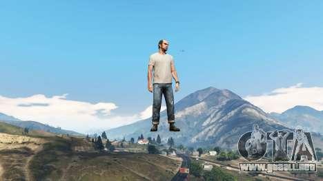 GTA 5 Noclip [LUA] segunda captura de pantalla