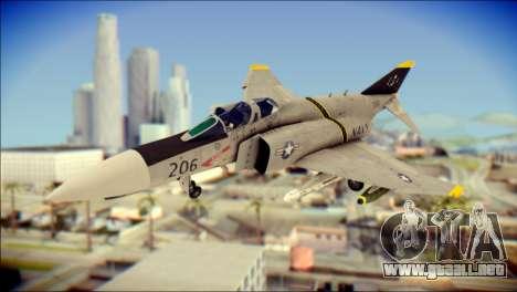 McDonnell Douglas F-4B Phantom II para GTA San Andreas